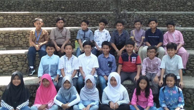 Sekolah Alam Cikeas, sekolahalamcikeas